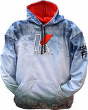 DYE-SUB GRAPHIC HOODIE - STRUKTURE - Kenders Outdoors