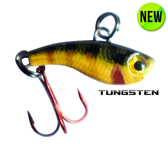 TUNGSTEN T-RIP BLUEGILL MINI VIBE BAIT