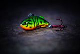 K-RIP FIRETIGER MINI VIBE BAIT - Kenders Outdoors