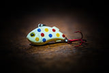 K-RIP WONDERBREAD GLOW MINI VIBE BAIT - Kenders Outdoors