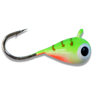 MUTANT TURTLE BRIGHT UV TUNGSTEN JIG - Kenders Outdoors