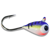 PURPLE CLOWN BRIGHT UV TUNGSTEN JIG - Kenders Outdoors