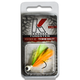 FIRETIGER TUNGSTEN FEATHER JIG - Kenders Outdoors