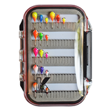 18 PIECE BRIGHT UV TUNGSTEN JIG SET WITH PREMIUM BOX - Kenders Outdoors