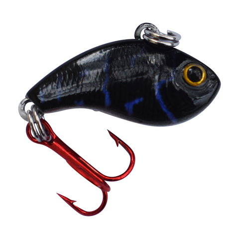 K-RIP MIDNIGHT BLUE MINI VIBE BAIT - Kenders Outdoors