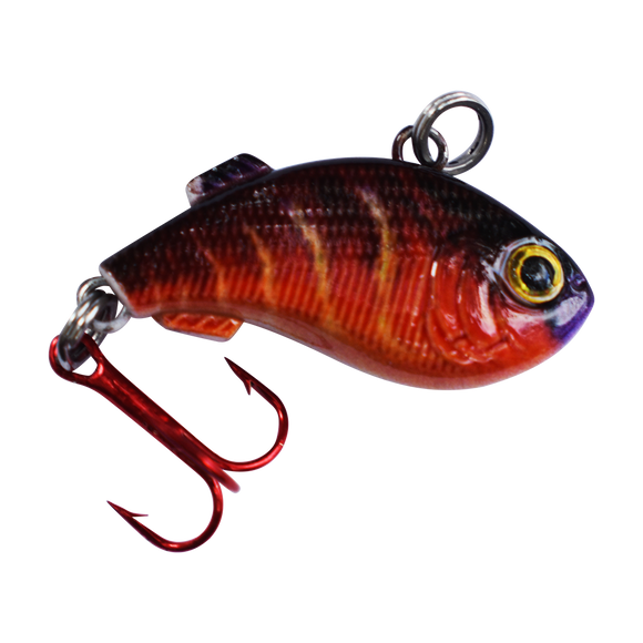 K-RIP GOLD MAGMA MINI VIBE BAIT - Kenders Outdoors