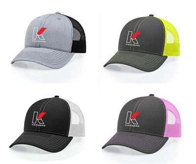 KENDERS SNAPBACK HAT (QUALITY RICHARDSON 112) - Kenders Outdoors ... d96f4444a54