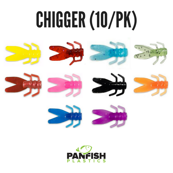 CHIGGER (10/PACK) - Kenders Outdoors