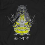 BLUEGILL SPECIES T-SHIRT BLACK - Kenders Outdoors