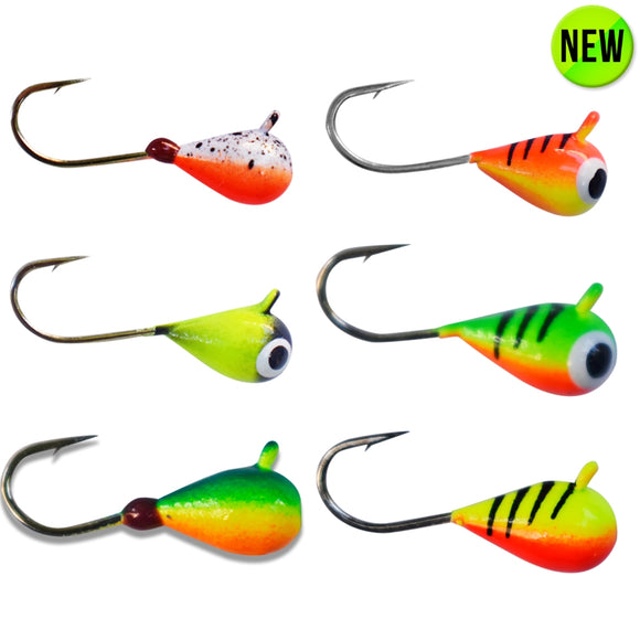 6 PACK - BRIGHT UV ASSORTMENT - Kenders Outdoors