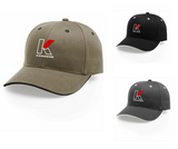 KENDERS LOGO HAT (QUALITY RICHARDSON R78) - Kenders Outdoors