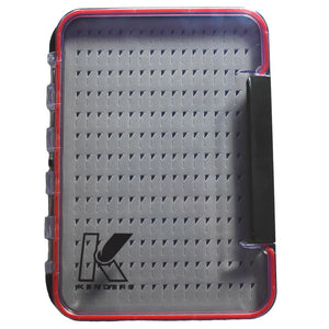 LARGE DOUBLE SIDED PAD / WATERPROOF JIG BOX - Kenders Outdoors
