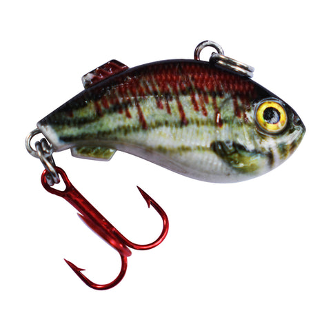 K-RIP WOUNDED FRY MINI VIBE BAIT