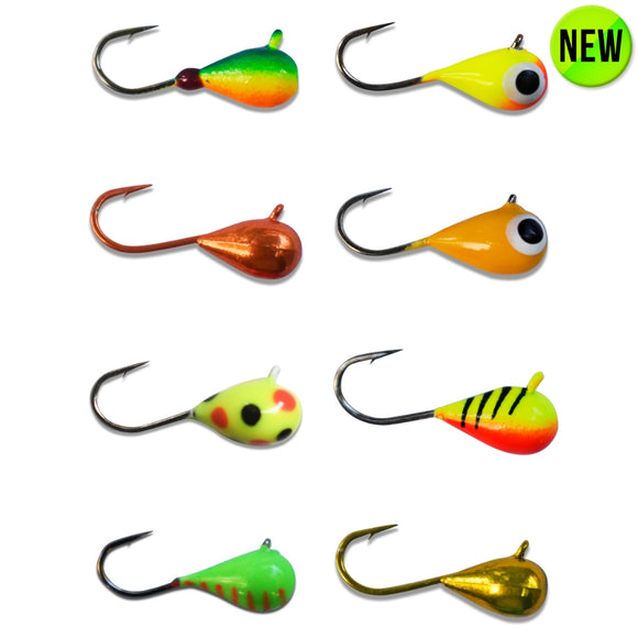 8 PACK - BLUEGILL FISHING SELECTION - Kenders Outdoors