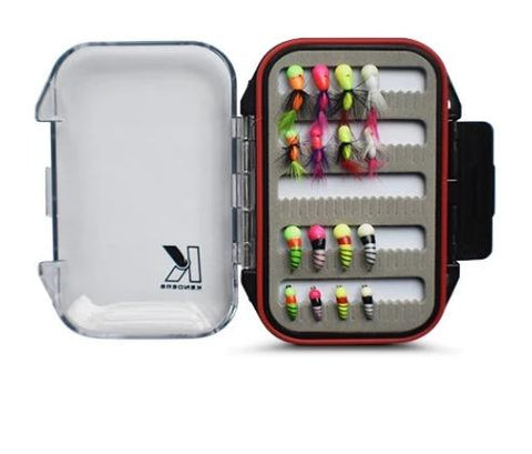 16 PIECE AKUA JIG SERIES KIT WITH PREMIUM BOX - Kenders Outdoors