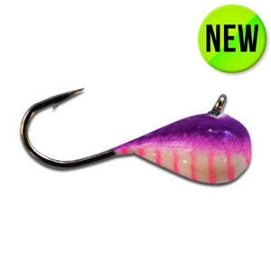 CRAPPIE PROVOKE GLOW TUNGSTEN JIG - Kenders Outdoors