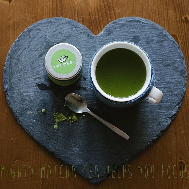 Mighty Matcha Instagram Imagery