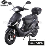 ATM50-A1 TaoTao Adult 50cc Gas Moped Scooter - Proven Power Sports