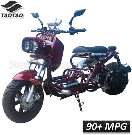 Taotao Cruiser Adult 50cc Gas Moped Scooter - Proven Power Sports