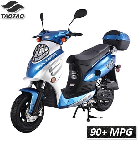 CY50-A TaoTao Adult 50cc Gas Moped Scooter - Proven Power Sports