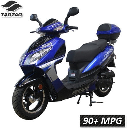 Evo-50 Taotao Adult 50cc Gas Moped Scooter - Proven Power Sports