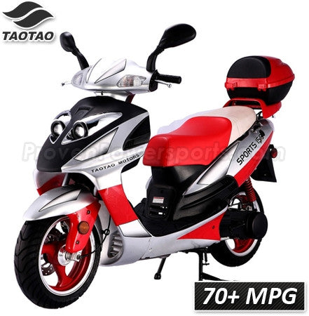 CY150-D TaoTao Adult 150cc Gas Moped Scooter - Proven Power Sports