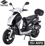 Powermax-150 TaoTao Adult 150cc Gas Moped Scooter - Proven Power Sports