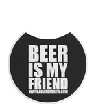 Aviator Brewing Company BEER IS MY FRIEND Black