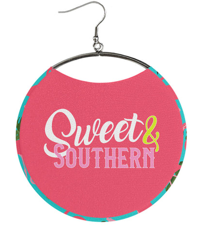 Sweet & Southern Flamingo