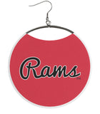 WSSU Tailgating Earrings