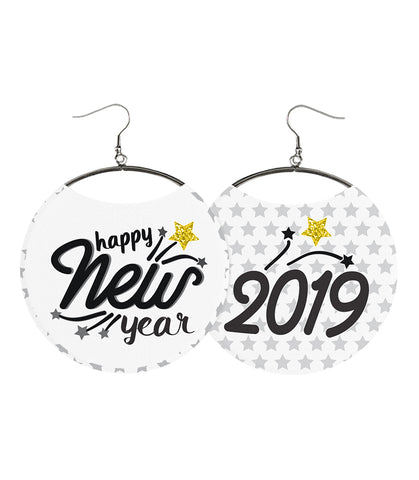 Happy New Year! Earrings