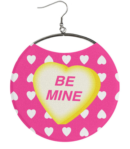 Be Mine, I'm Yours Valentine's Day Earrings