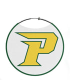 Pinecrest High School White Logo