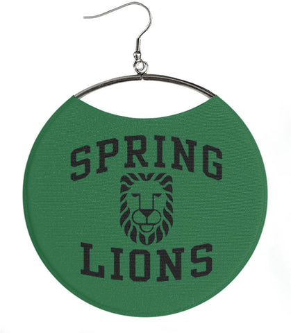 Spring High School Logo