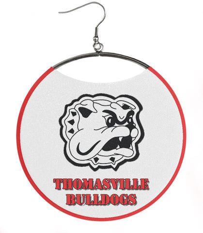 Thomasville High School Bulldog 2