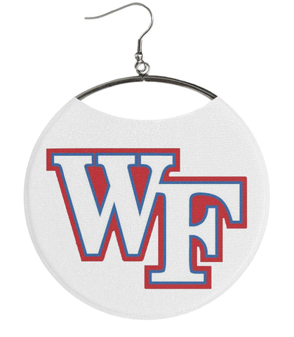 Wake Forest High School logo 4