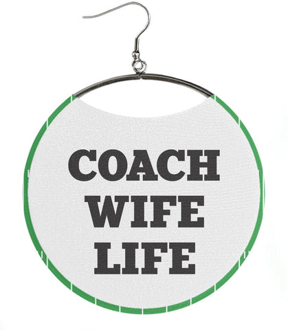 Coach Wife Life