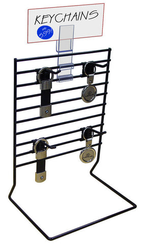 Spirit Hoops Display Rack