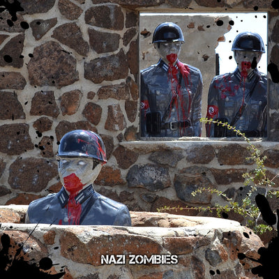 Zombie Bleeding Target - Zombified Nazi Edition