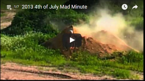 4th of July Mad Minute
