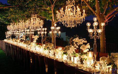 Amazing outdoor wedding ideas delectablegardenshop ways to make your wedding memorable with unique rustic and very affordable ideas i think lighting plants and those personal touches are so important junglespirit