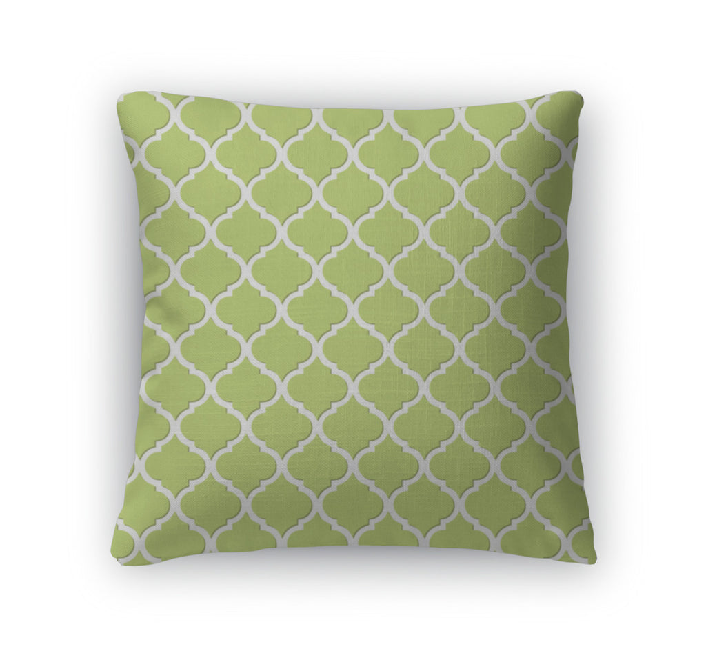 Throw Pillow, Moroccan Pattern