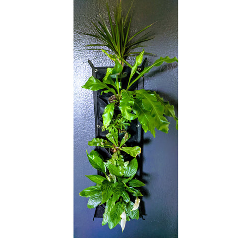 7 Pocket INDOOR WATERPROOF Vertical Planter--BACK ORDERED
