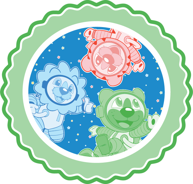 Tykables Galactic Adult Diapers Icon