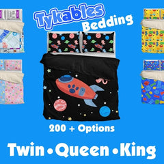 Tykables Bedding