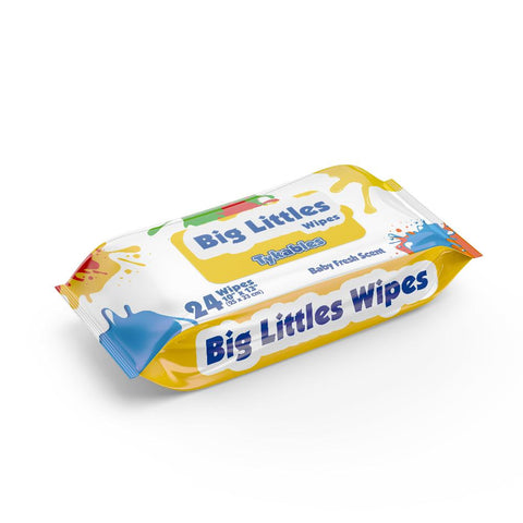 Big Littles Wipes  - Tykables