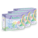 Camelot Diapers - Tykables