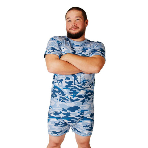 Cammies Romper Snappies - Tykables