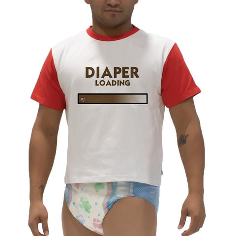 Diaper Loading Snappies Play Shirt Snappies - Tykables