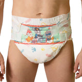 Puppers Diapers Adult Diapers - Tykables